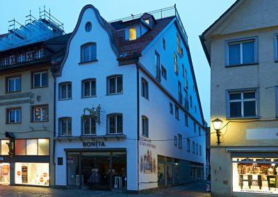 Altstadthaus Schuol in Wangen