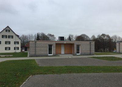 Gemeinschafts- unterkunft in Grünkraut