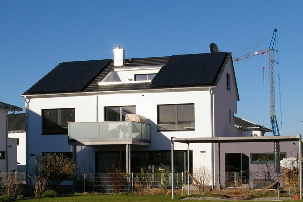 neubau einfamilienhaus kfw 70 kenzingen baden w rttemberg. Black Bedroom Furniture Sets. Home Design Ideas