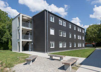 Sozialwohnungsbau Tettnang